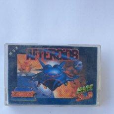 Videojuegos y Consolas: AFTEROIDS JUEGO MSX ZIGURAT. Lote 253126545