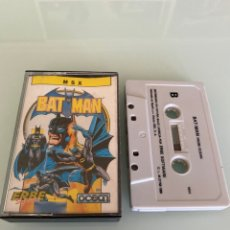 Videogiochi e Consoli: MSX - BAT MAN (CARGA VERIFICADA). Lote 253133355