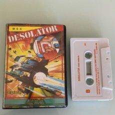 Videojogos e Consolas: MSX - DESOLATOR (ESTUCHE) / GREMLIN SOFTWARE. Lote 253143510