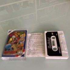 Videojuegos y Consolas: MSX - JACKLE & WIDE (COMPLETO). Lote 253278265