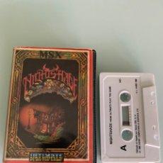 Videojuegos y Consolas: MSX - NIGHTSHADE / ULTIMATE. Lote 253281510