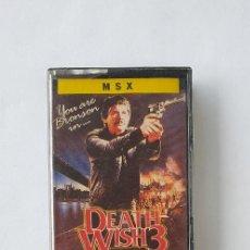 Videojogos e Consolas: DEATH WISH 3 JUEGO MSX ERBE. Lote 253292815