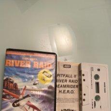 Videojuegos y Consolas: MSX - RIVER RAID (COMPLETO). Lote 252583590