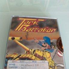 Videojuegos y Consolas: MSX - TANK BATTALION (NAMCO). Lote 253694520