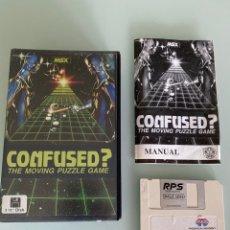 Videojuegos y Consolas: MSX - DISKETTE - CONFUSED? - DISCO. Lote 253773935