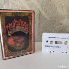 Videojuegos y Consolas: NIGHTSHADE MSX EN ESTUCHE. Lote 254008960