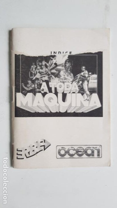 Videojuegos y Consolas: Lote de 13 cintas, manuales y panfletos MSX - Foto 4 - 254182200