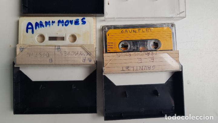 Videojuegos y Consolas: Lote de 13 cintas, manuales y panfletos MSX - Foto 14 - 254182200