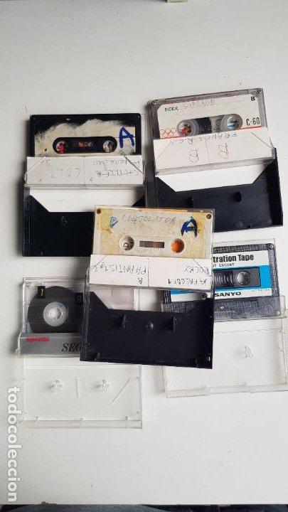 Videojuegos y Consolas: Lote de 13 cintas, manuales y panfletos MSX - Foto 15 - 254182200