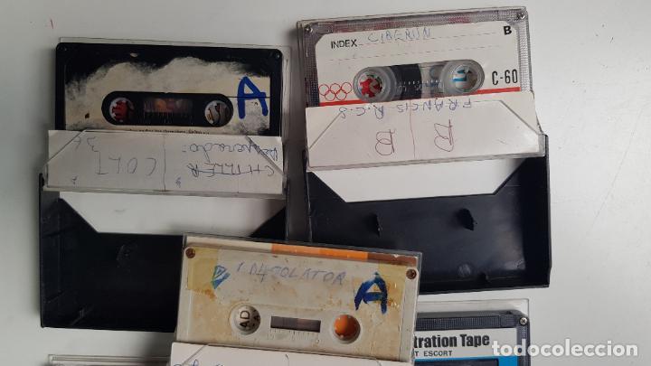 Videojuegos y Consolas: Lote de 13 cintas, manuales y panfletos MSX - Foto 16 - 254182200