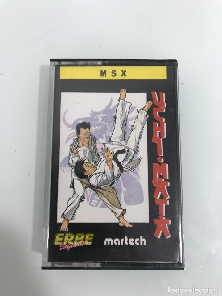 UCHI-MATA MSX ERBE (Juguetes - Videojuegos y Consolas - Msx)