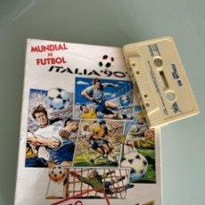 Videojuegos y Consolas: MSX - MUNDIAL DE FÚTBOL ITALIA 90 - DRO SOFT. Lote 254355650