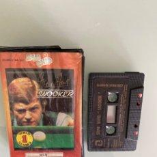 Videojuegos y Consolas: MSX - STEVE DAVIS SNOOKER (ZAFIRO SOFTWARE). Lote 254357045