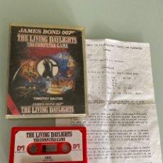 """Videojuegos y Consolas: MSX - 007 """"ALTA TENSIÓN"""" (COMPLETO). Lote 254364005"""