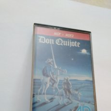Videojuegos y Consolas: JUEGO MSX-MSX2 ( AD ) DON QUIJOTE. Lote 254968290