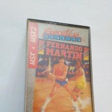 Videojuegos y Consolas: JUEGO MSX-MSX2 ( DINAMIC ) FERNANDO MARTÍN. Lote 254969495