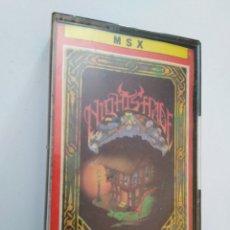 Videojuegos y Consolas: JUEGO MSX ( ERBE ) NIGHTSHADE FROM ULTÍMATE PLAY THE GAME. Lote 254981530