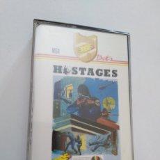 Videojuegos y Consolas: JUEGO MSX ( ERBE ) HOSTAGES. Lote 254982180