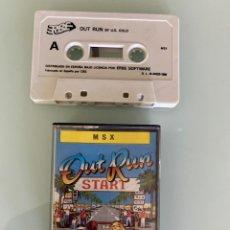 Videojuegos y Consolas: MSX - OUT RUN (SEGA). Lote 255343685