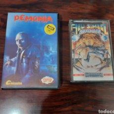Videojuegos y Consolas: JUEGOS AÑOS 80. Lote 255615105