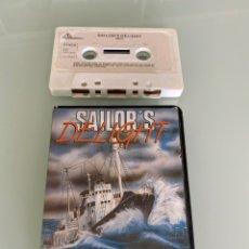 Videojuegos y Consolas: MSX - SAILOR'S DELIGHT. Lote 255979360