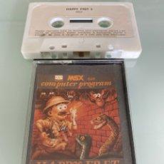 Videojuegos y Consolas: MSX - HAPPY FRET (MICRO CABIN). Lote 255980640