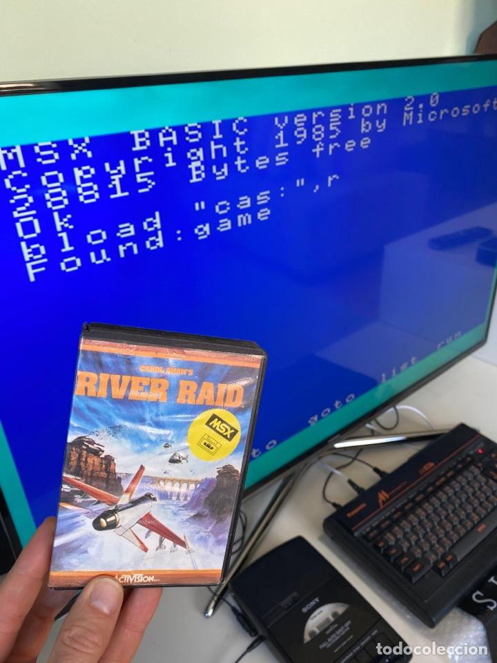 Videojuegos y Consolas: MSX - River Raid (COMPLETO) - Foto 2 - 252583590