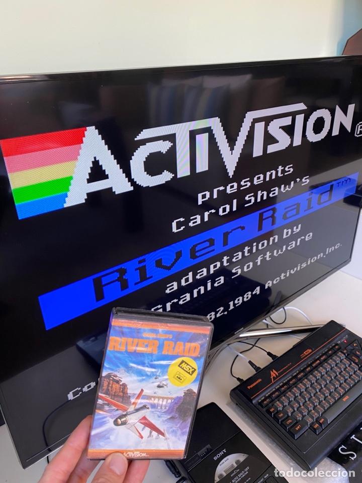 Videojuegos y Consolas: MSX - River Raid (COMPLETO) - Foto 3 - 252583590