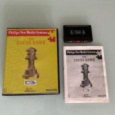 Videojuegos y Consolas: MSX2 - THE CHESS GAME 2 (COMPLETO) / EXCLUSIVO PARA MSX2. Lote 257784250