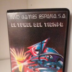 Videojuegos y Consolas: EL TÚNEL DEL TIEMPO. MIND GAMES ESPAÑA. MSX. NUEVO.. Lote 260810195