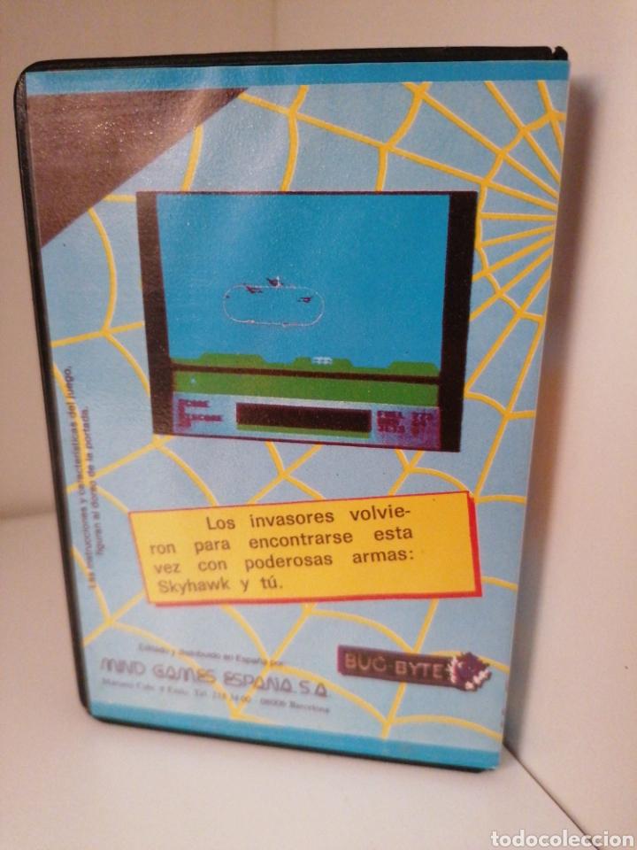 Videojuegos y Consolas: SKYHAWK. BUG-BYTE. MIND GAMES ESPAÑA. MSX. Nuevo - Foto 2 - 260810675