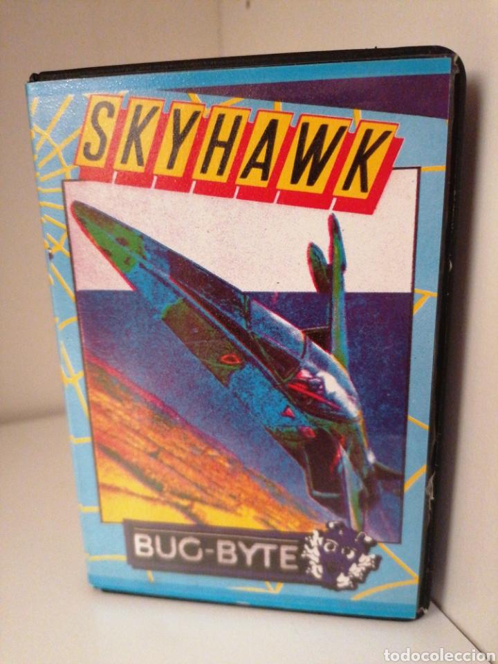 SKYHAWK. BUG-BYTE. MIND GAMES ESPAÑA. MSX. NUEVO (Juguetes - Videojuegos y Consolas - Msx)