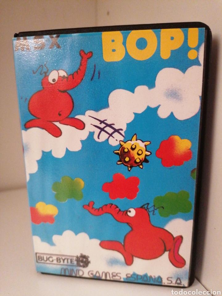 BOOP! BUG-BYTE. MIND GAMES ESPAÑA. MSX. NUEVO (Juguetes - Videojuegos y Consolas - Msx)