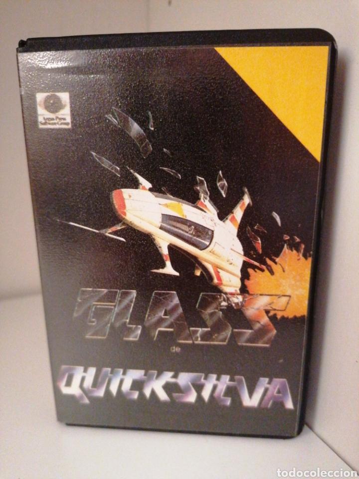 GLASS. QUICKSILVA. MIND GAMES ESPAÑA. MSX. NUEVO (Juguetes - Videojuegos y Consolas - Msx)