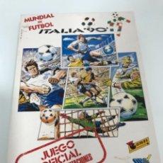 Videojuegos y Consolas: MUNDIAL DE FÚTBOL ITALIA 90 PARA MSX DE DRO SOFT. Lote 261272920