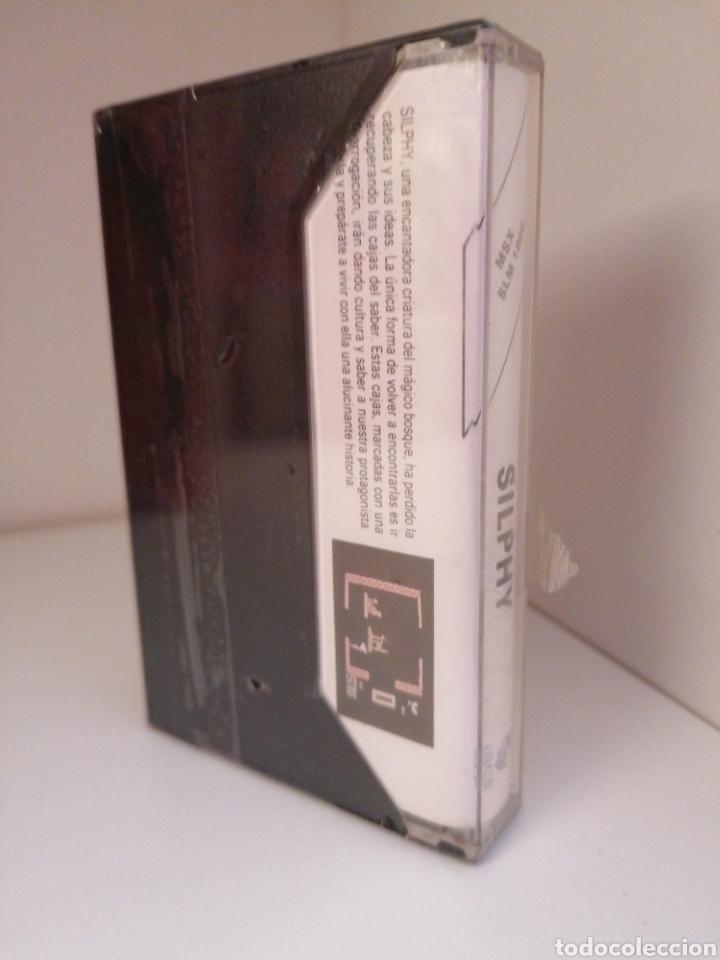 Videojuegos y Consolas: SILPHY - MSX. Nuevo sin desprecintar - Foto 2 - 262240240