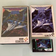 Videojuegos y Consolas: MSX - NEMESIS 2 - KONAMI. Lote 262251455