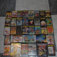 Videojuegos y Consolas: LOTE DE 46 JUEGOS DE MSX AÑOS 80/90. Lote 262456390