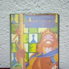 Videojuegos y Consolas: TURBO CHESS. MSX. Lote 262572570