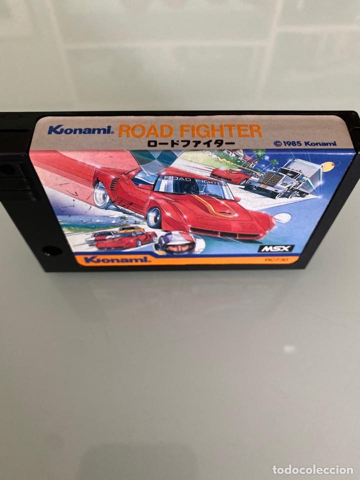MSX - ROAD FIGHTER KONAMI (Juguetes - Videojuegos y Consolas - Msx)