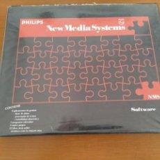 Videojuegos y Consolas: PACK BIENVENIDA PHILIPS MSX. Lote 262843760