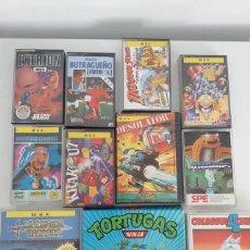 Videojuegos y Consolas: JUEGOS MSX. Lote 262943615