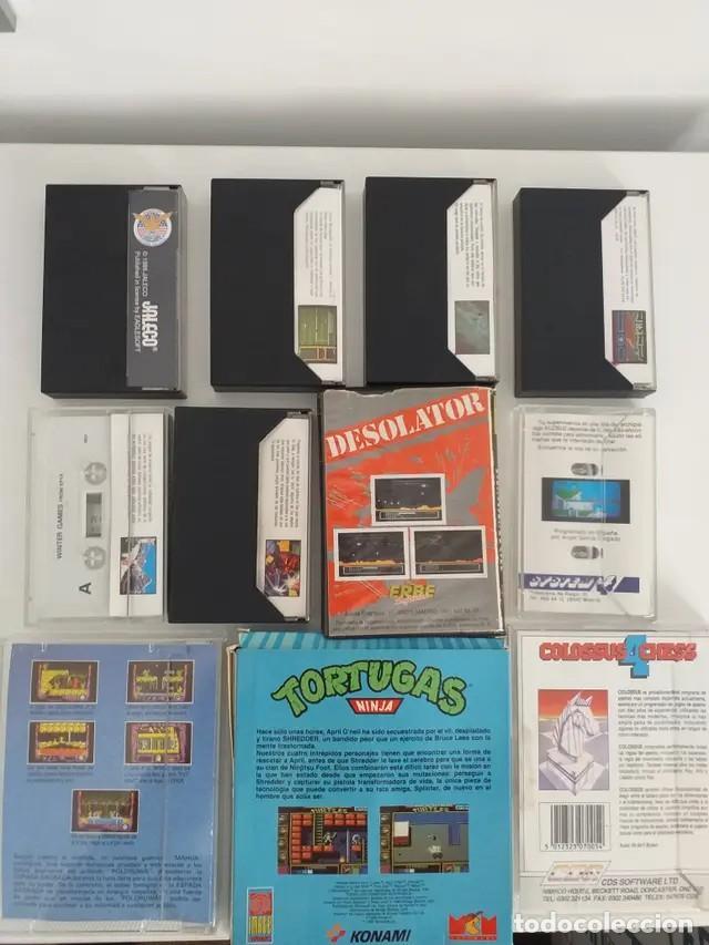Videojuegos y Consolas: Juegos MSX - Foto 2 - 262943615