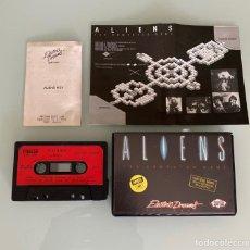 Videojuegos y Consolas: MSX - ALIENS (COMPLETO) - COMO NUEVO !. Lote 265459069