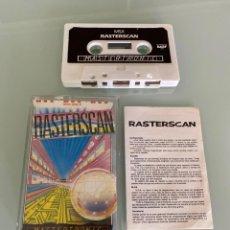 Videojuegos y Consolas: MSX - RASTERSCAN (COMPLETO). Lote 266315183