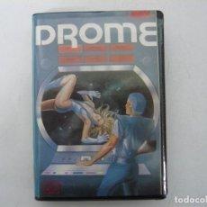 Videojuegos y Consolas: DROME / MSX CINTA / VER FOTOS / RETRO VINTAGE CASSETTE. Lote 267817019