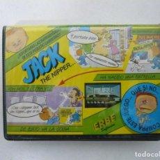 Videojuegos y Consolas: JACK THE NIPPER / MSX CINTA / VER FOTOS / RETRO VINTAGE CASSETTE. Lote 267817089