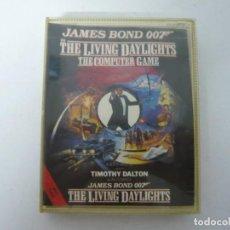 Videojuegos y Consolas: 007 JAMES BOND ALTA TENSIÓN / MSX CINTA / VER FOTOS / RETRO VINTAGE CASSETTE. Lote 267817879
