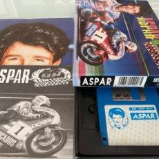 Videojuegos y Consolas: MSX - DISKETTE - ASPAR GP MASTER - DISCO - DINAMIC +++ COMPLETO +++ CON POSTER. Lote 268617864