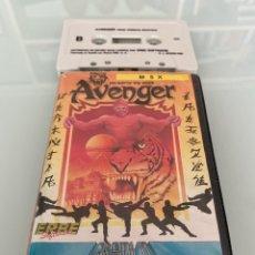 Videojuegos y Consolas: MSX - AVENGER (THE WAY OF THE TIGER II) / ED. ESTUCHE - GREMILN GRAPHICS. Lote 268619499